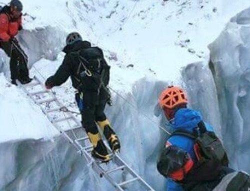 "GFW sponsors ""Hellas goes Everest"""